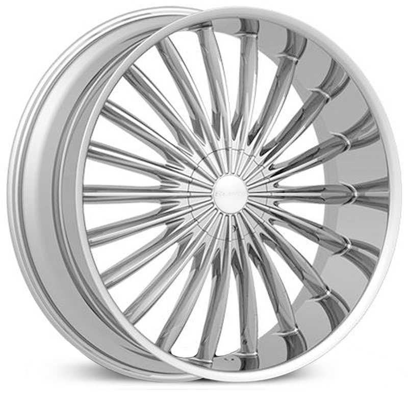 Elure 034  Wheels Chrome