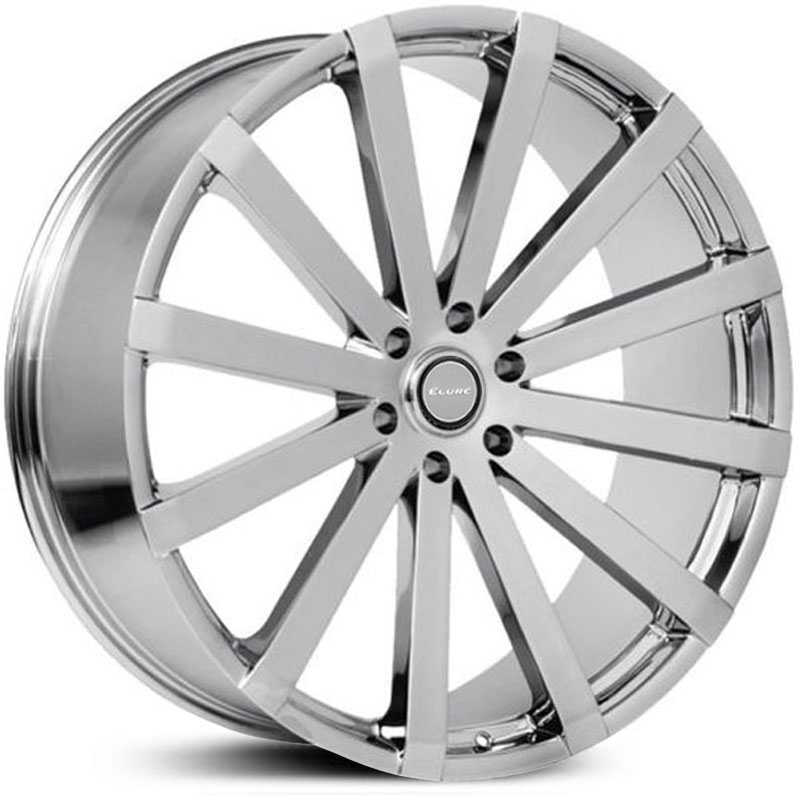 Elure 037  Wheels Chrome 6 Lug