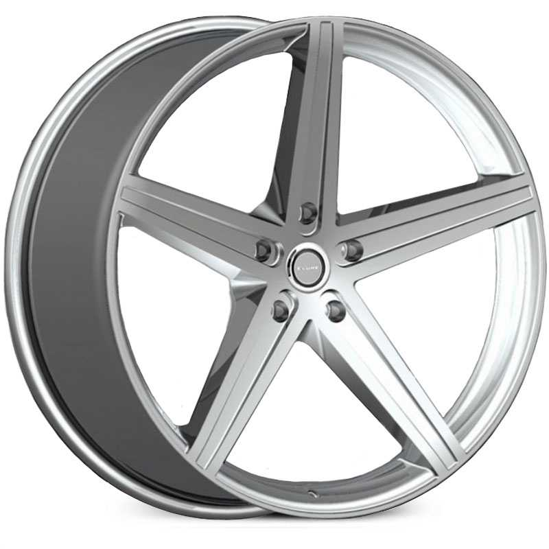 Elure 044  Wheels Chrome 5 Lug