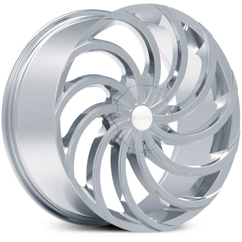 Elure 047  Wheels Chrome