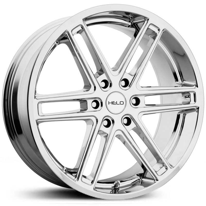 Helo HE908  Wheels Chrome