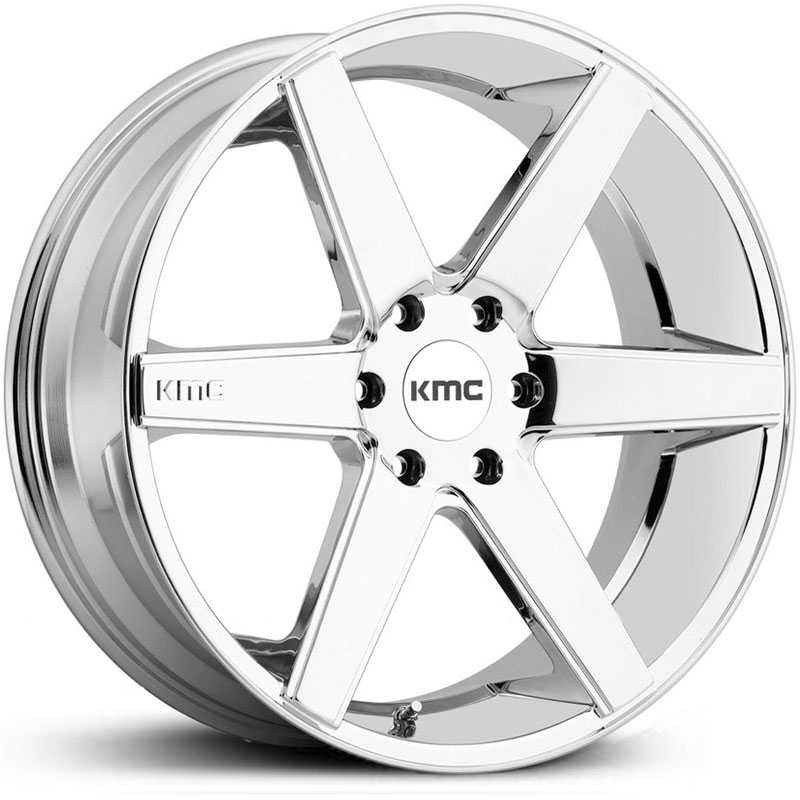 KMC KM704 District Truck  Wheels PVD