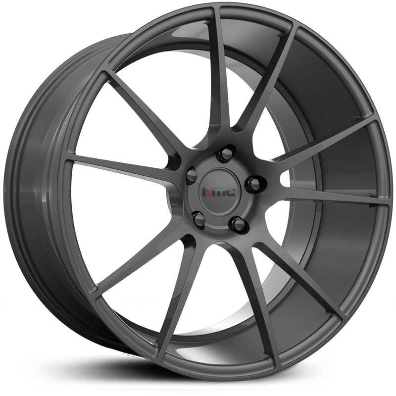 KMC KM709 Flux  Wheels Charcoal