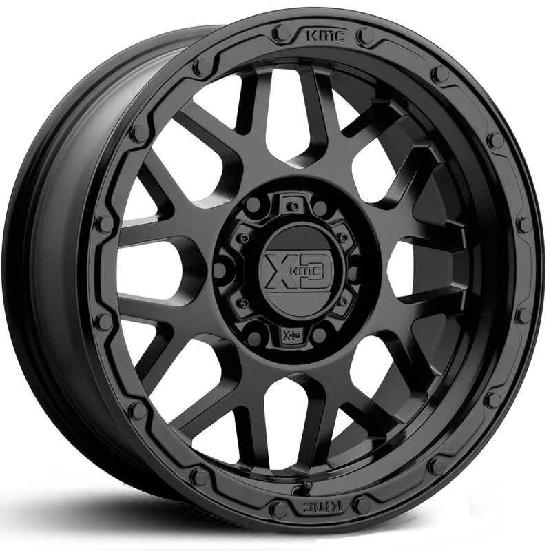 XD Series XD135 Grenade Off-Road Matte Black