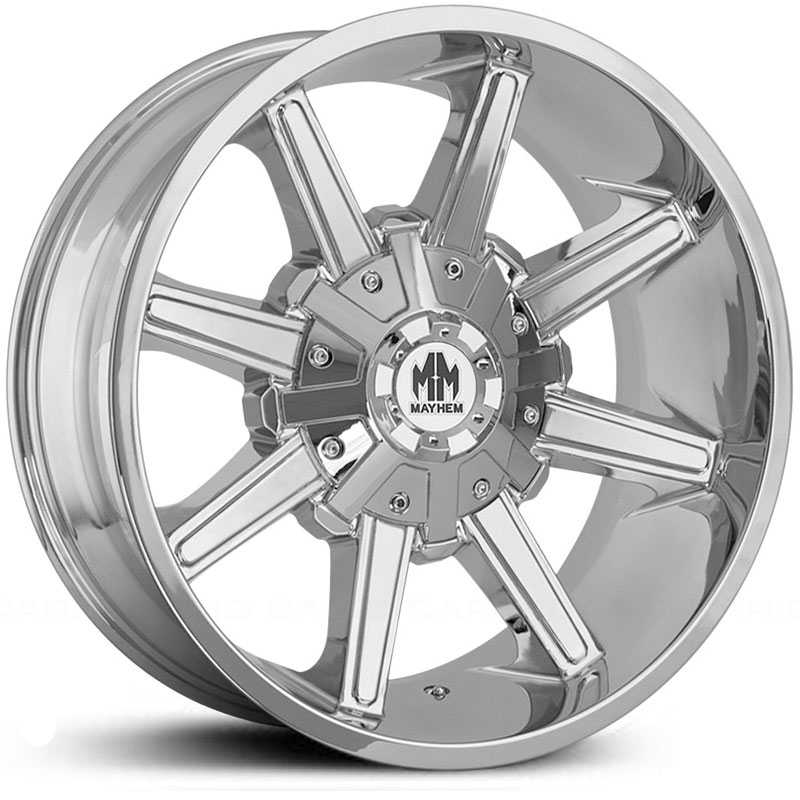 Mayhem Arsenal 8104  Wheels Chrome