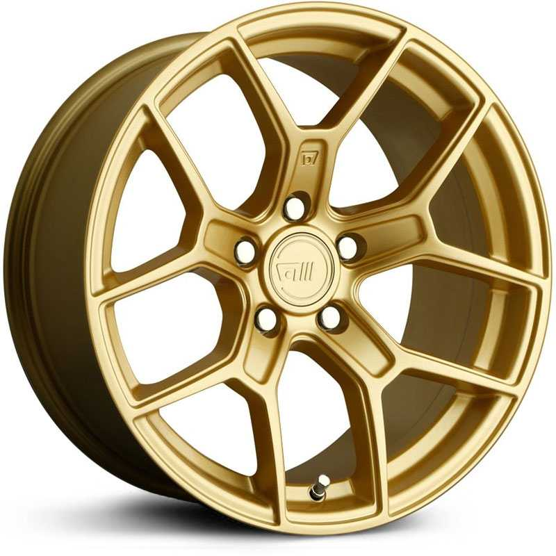 Motegi Racing MR133  Wheels Gold
