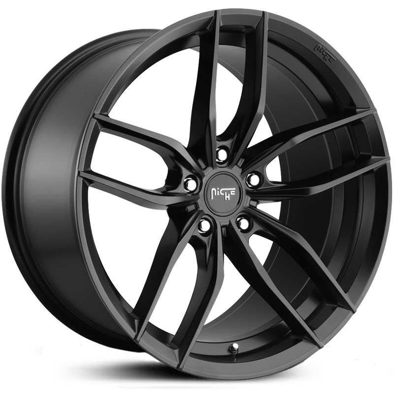 Niche M203 Vosso  Wheels Satin Black