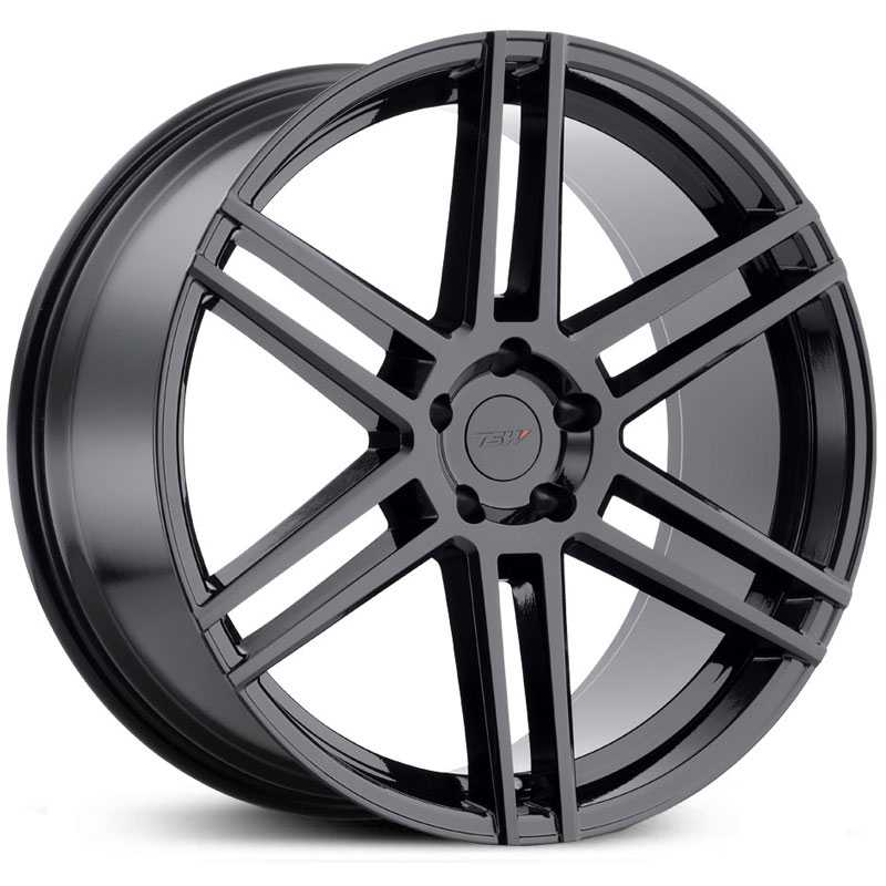 TSW Autograph  Wheels Gloss Black