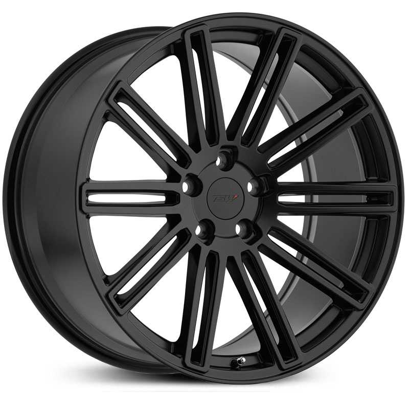 TSW Crowthorne  Wheels Matte Black