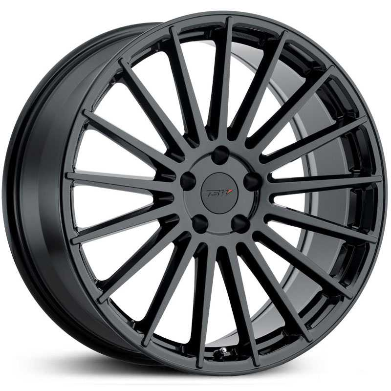TSW Luco  Wheels Gloss Black