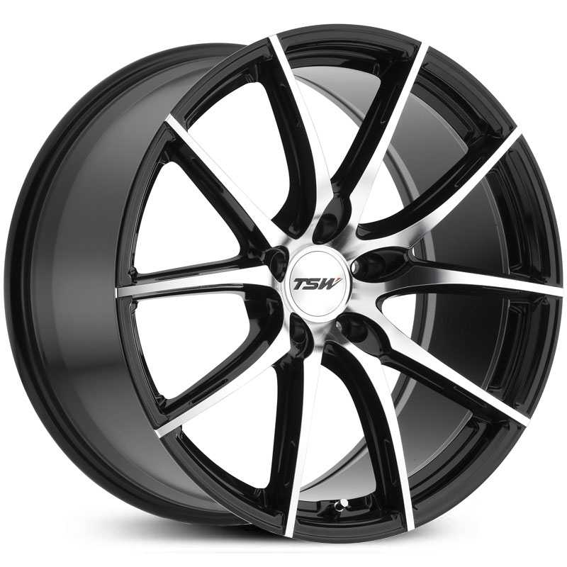 TSW Sprint  Wheels Gloss Gunmetal