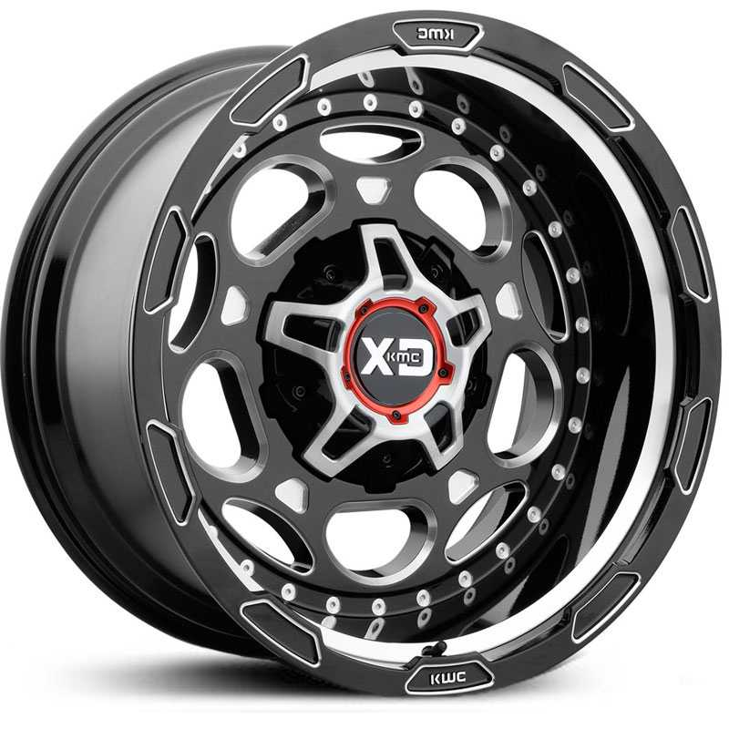 XD Series XD837 Demodog Gloss Black Milled