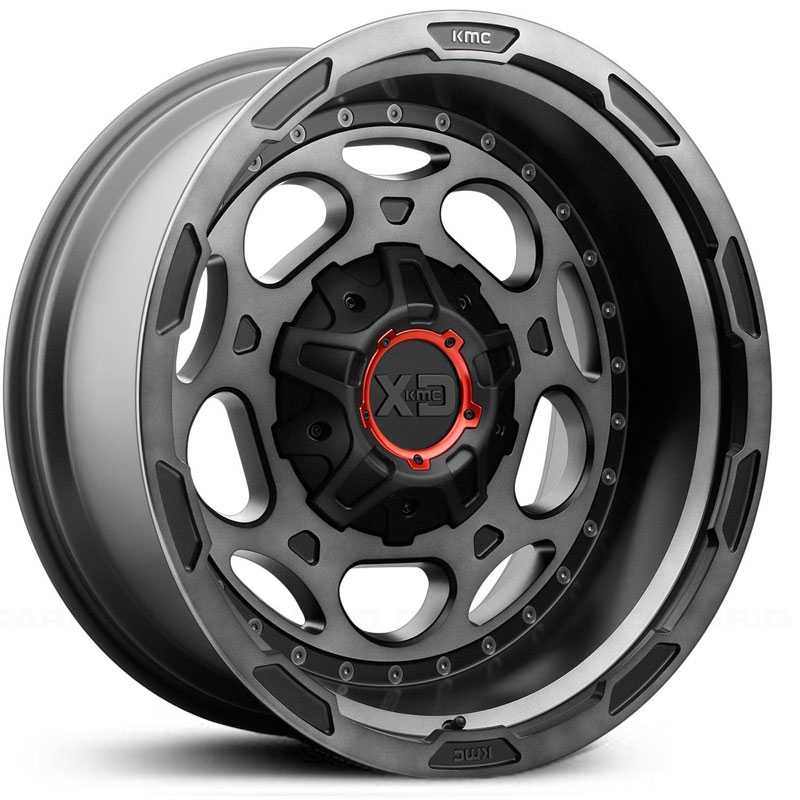 XD Series XD837 Demodog Satin Black w/ Grey Tint