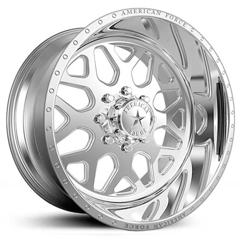 American Force Flux SS6  Wheels Mirror Finish Polish
