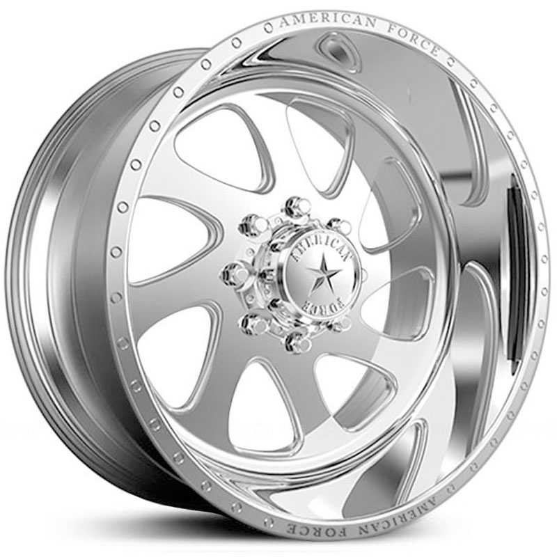 American Force Heat SS5  Wheels Mirror Finish Polish