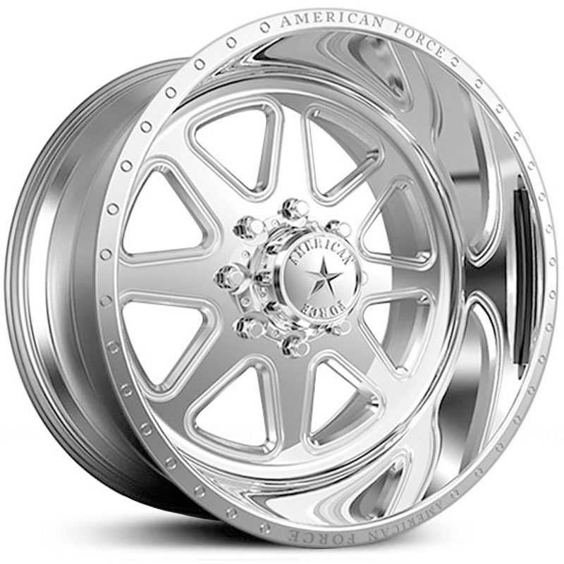 American Force Range SS5  Wheels Mirror Finish Polish