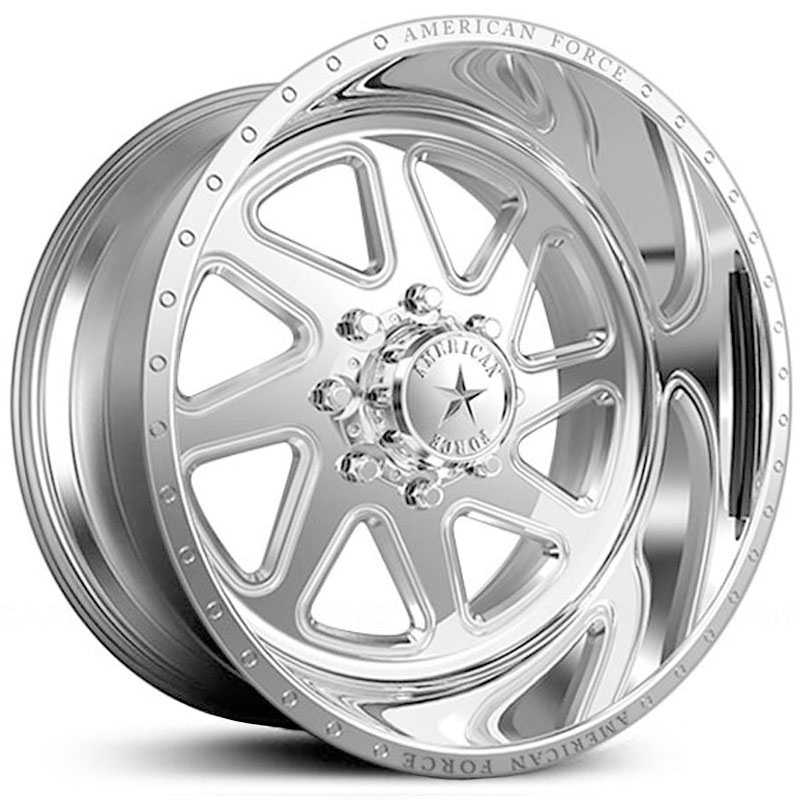 American Force Sight SS6  Wheels Mirror Finish Polish