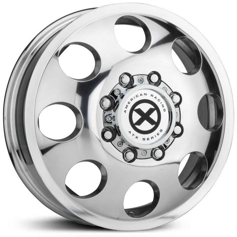 ATX Series AX204 Baja Dually Front Polished