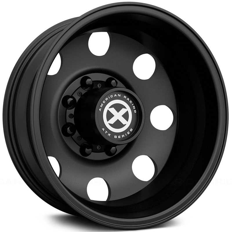 ATX Series AX204 Baja Dually Rear Black