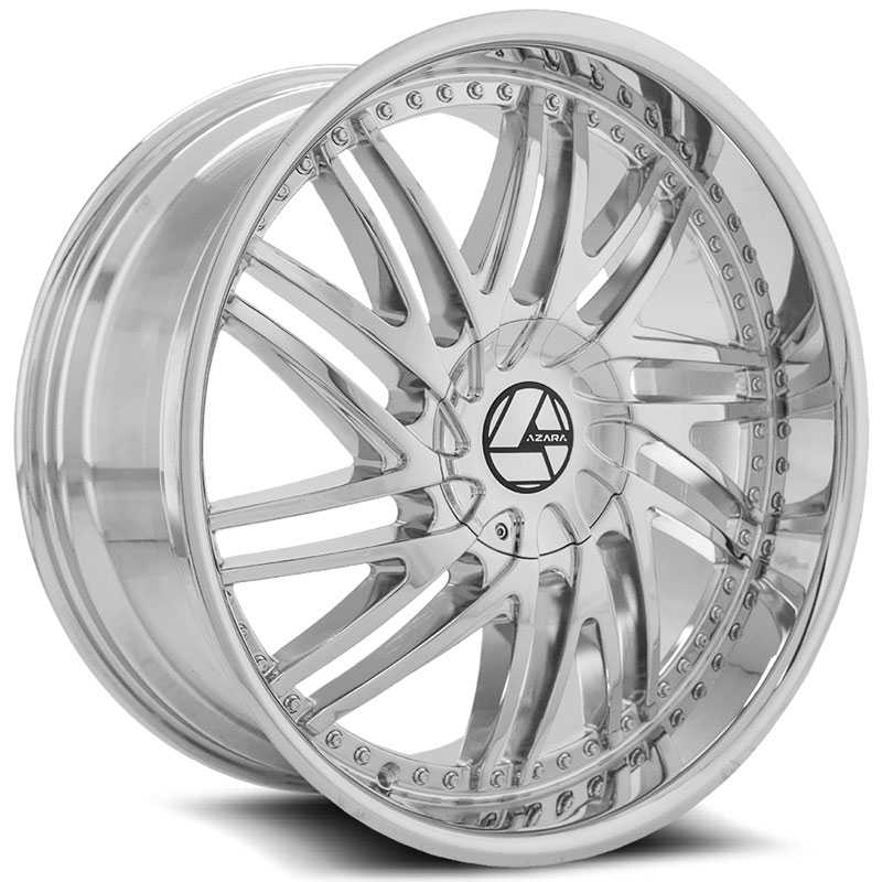 Azara Wheels AZ509 Chrome