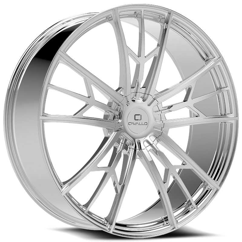 Cavallo CLV-39  Wheels Chrome