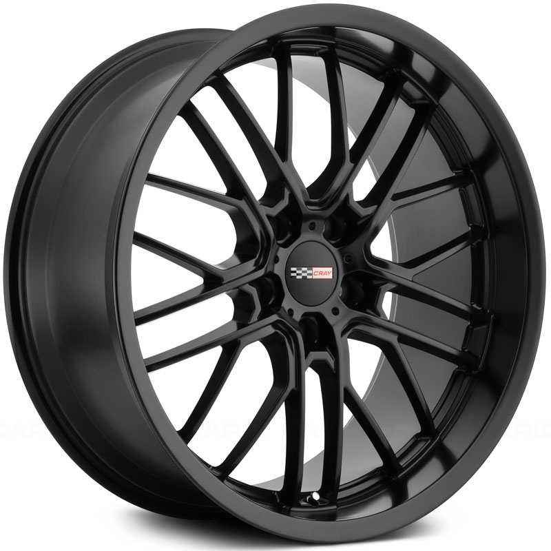 Cray Eagle  Wheels Matte Black