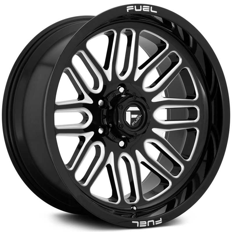 D662 Ignite Gloss Black & Milled