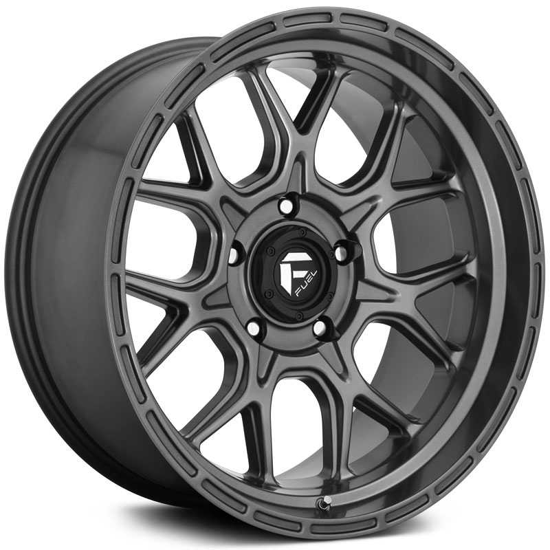 Fuel D672 Tech  Wheels Anthracite