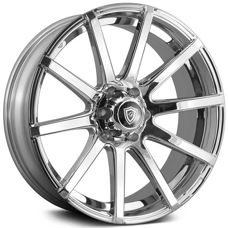 G-Line G-Line Alloys G0036 Chrome