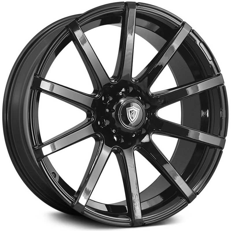 G-Line G-Line Alloys G0036 Gloss Black
