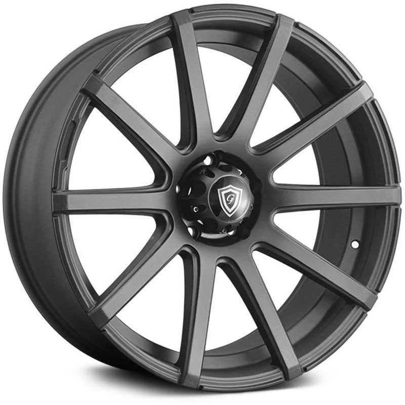 G-Line G-Line Alloys G0036 Satin Black