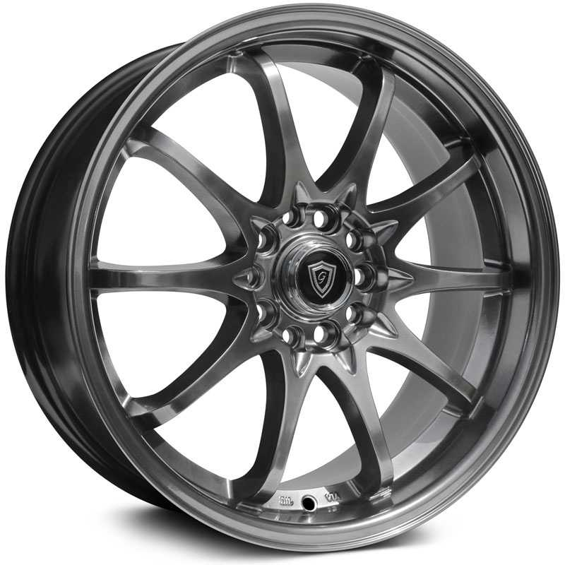 G-Line Alloys G1018 Hyper Black