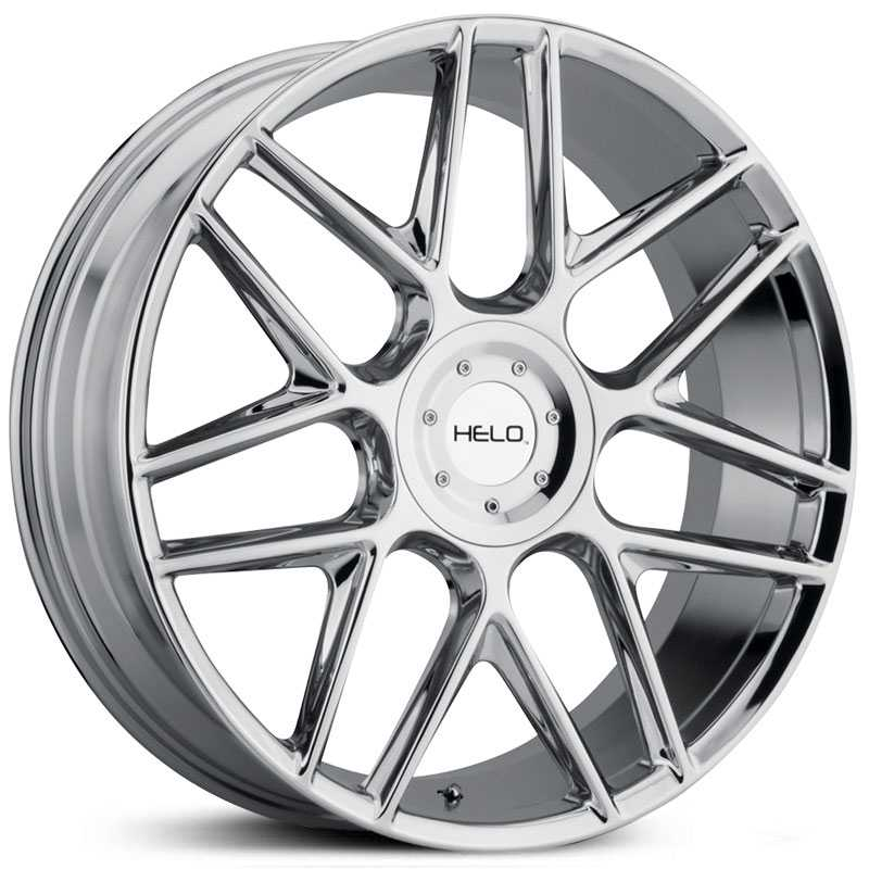 Helo HE912  Wheels Chrome