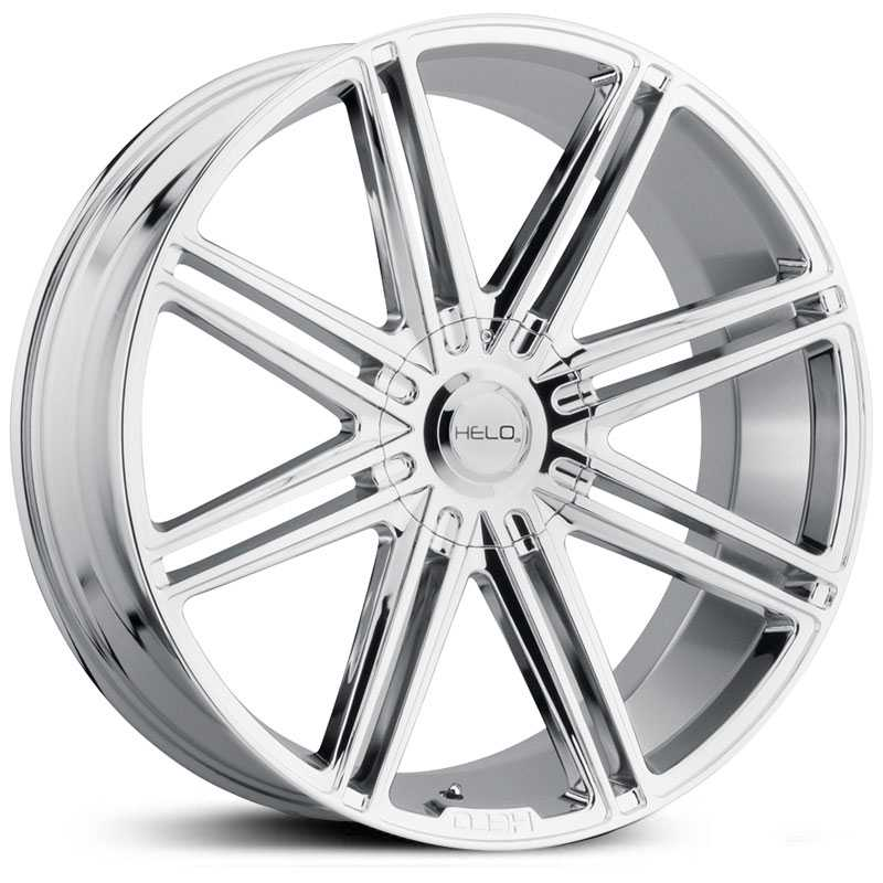 Helo HE913  Wheels Chrome