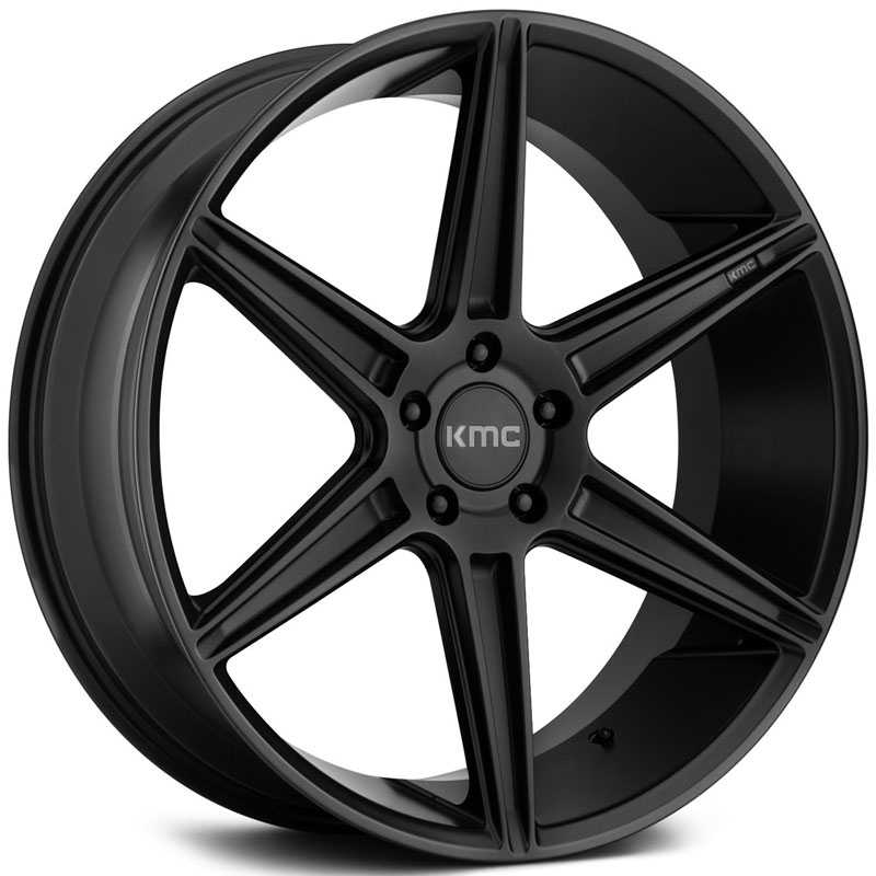 KM711 Prism Satin Black