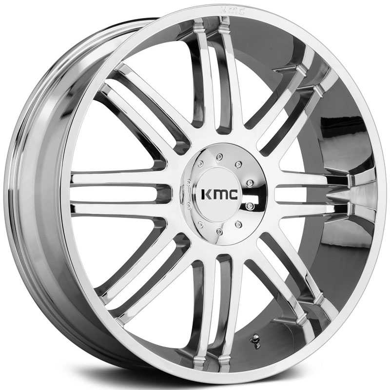 KMC KM714 Regulator  Wheels Chrome
