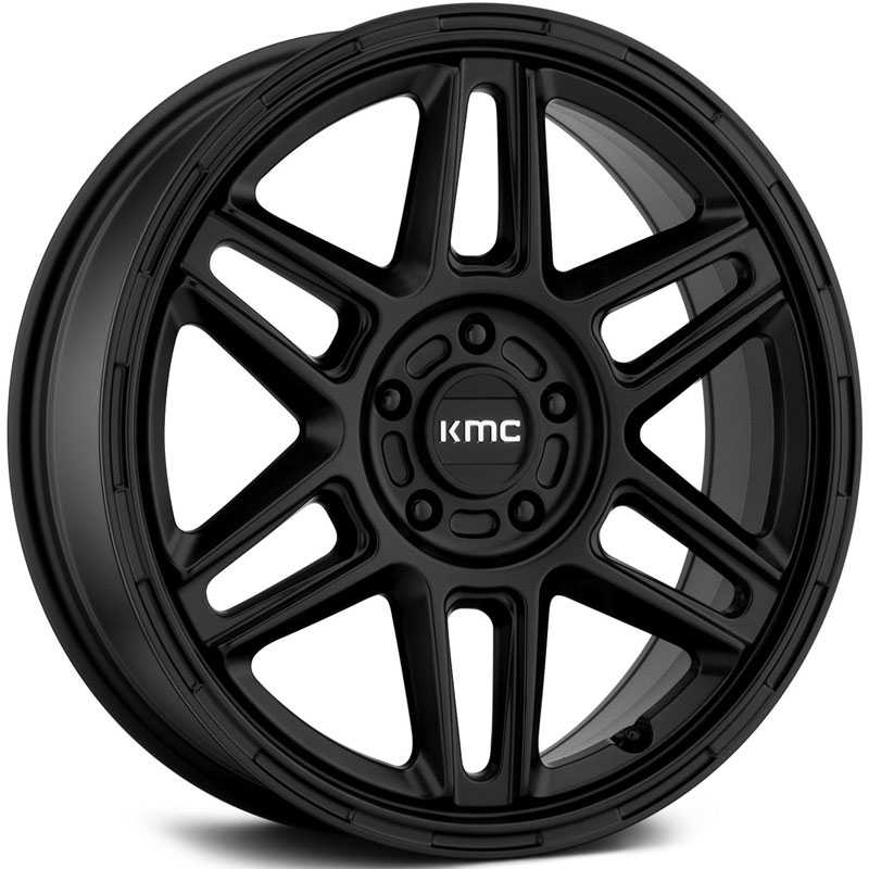KM716 Nomad Satin Black