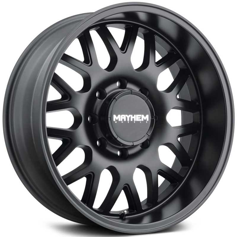 Mayhem Tripwire 8110  Wheels Matte Black