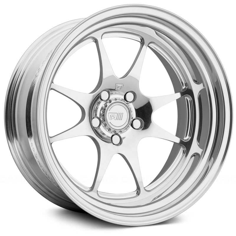 Motegi Racing MR404  Wheels Polished Custom Two Piece Finish