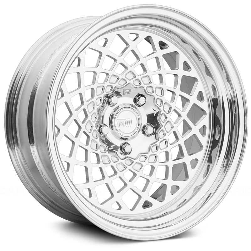 Motegi Racing MR406  Wheels Polished Custom Two Piece Finish