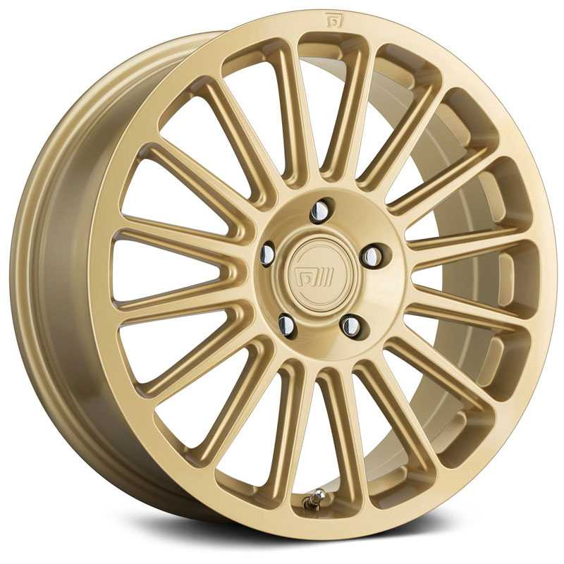 Motegi Racing MR141  Wheels Rally Gold