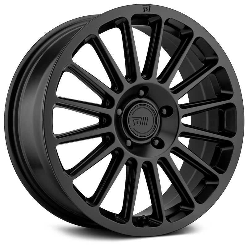 Motegi Racing MR141  Wheels Satin Black
