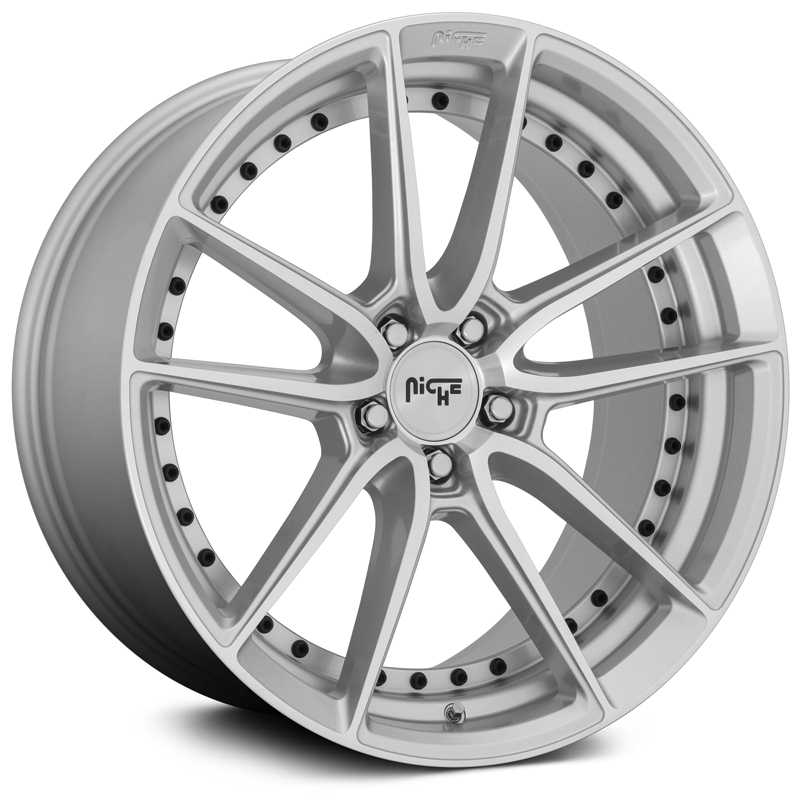 M221 DFS Gloss Silver Machined