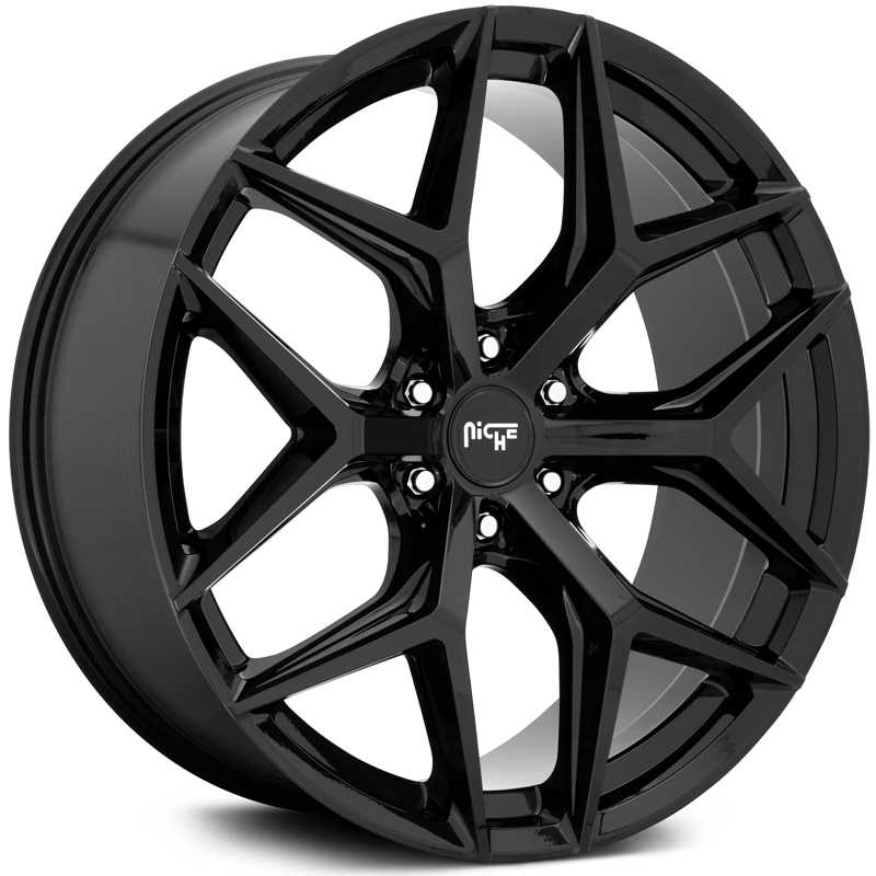 Niche M231 Vice SUV  Wheels Gloss Black