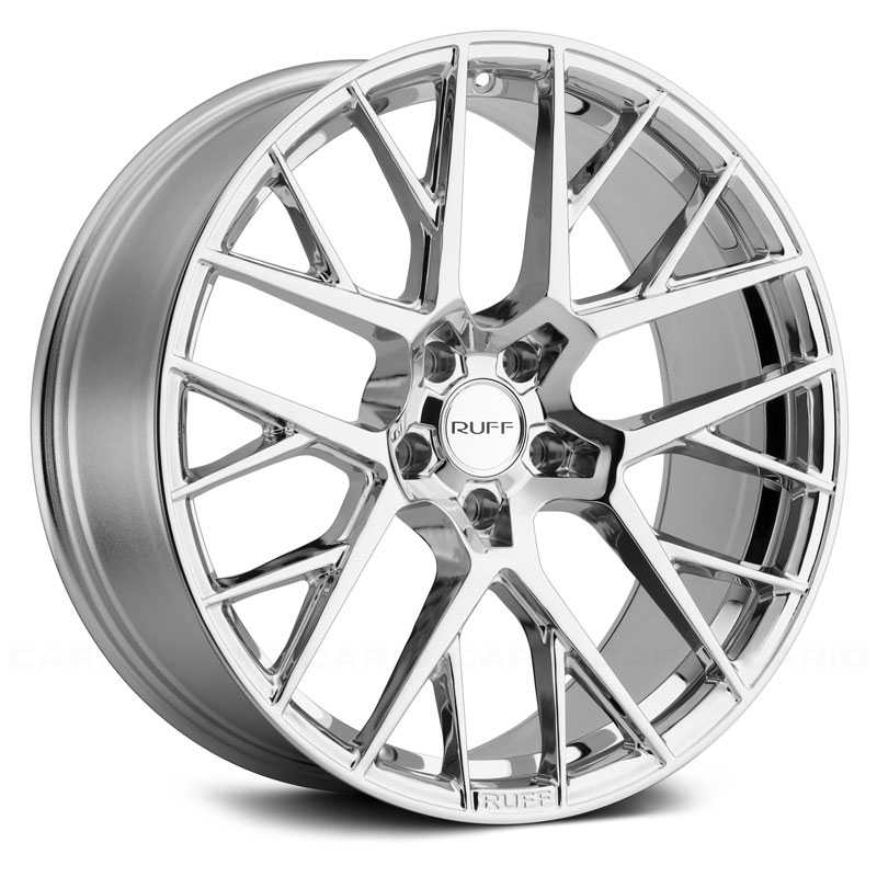 Ruff Racing R4 Chrome