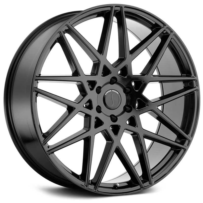 S842 Griffin Gloss Black