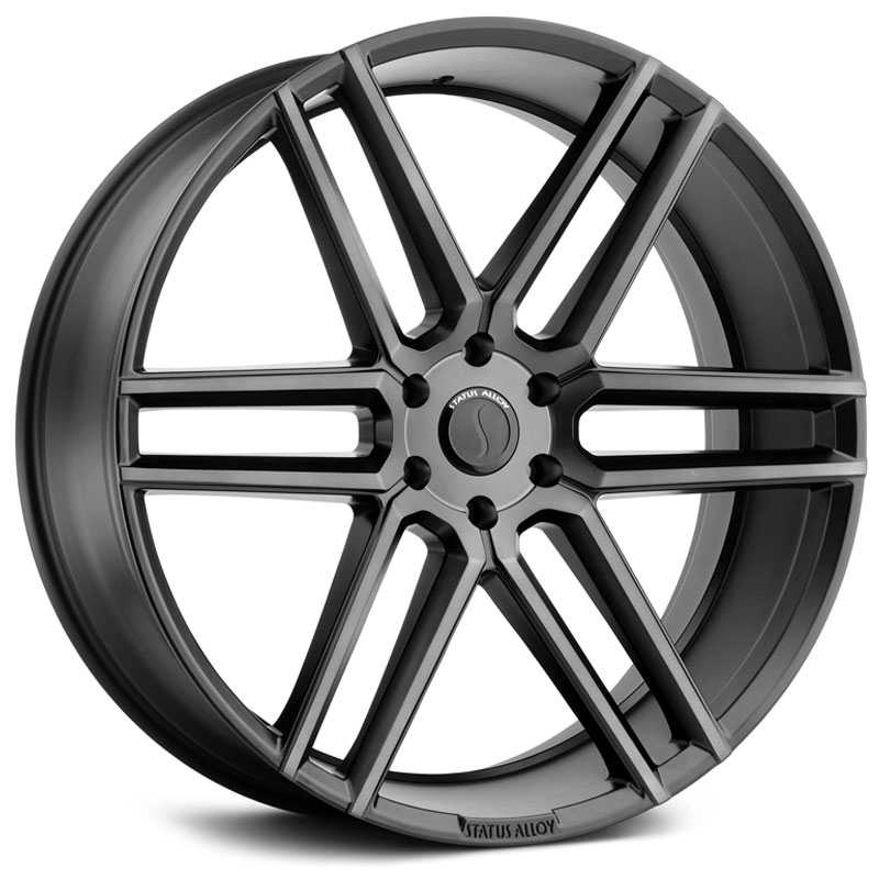 Status S845 Titan  Wheels Carbon Graphite