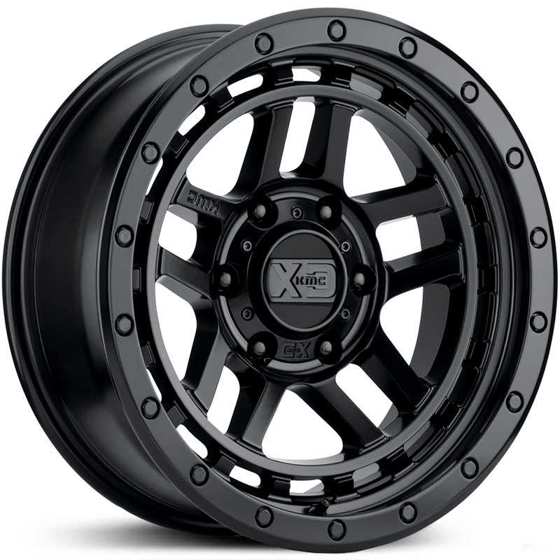 XD140 Recon Satin Black