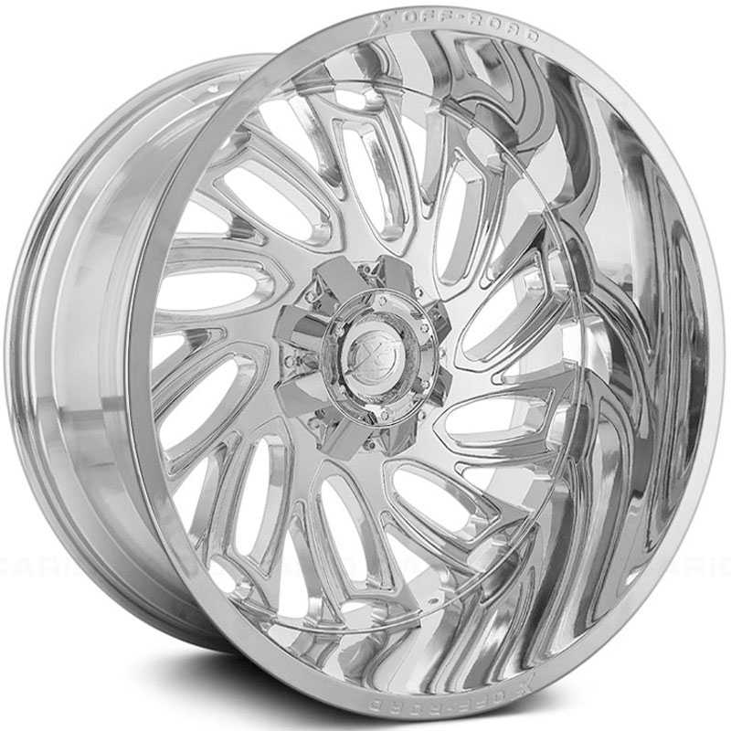 XF Offroad XF-207  Wheels Chrome