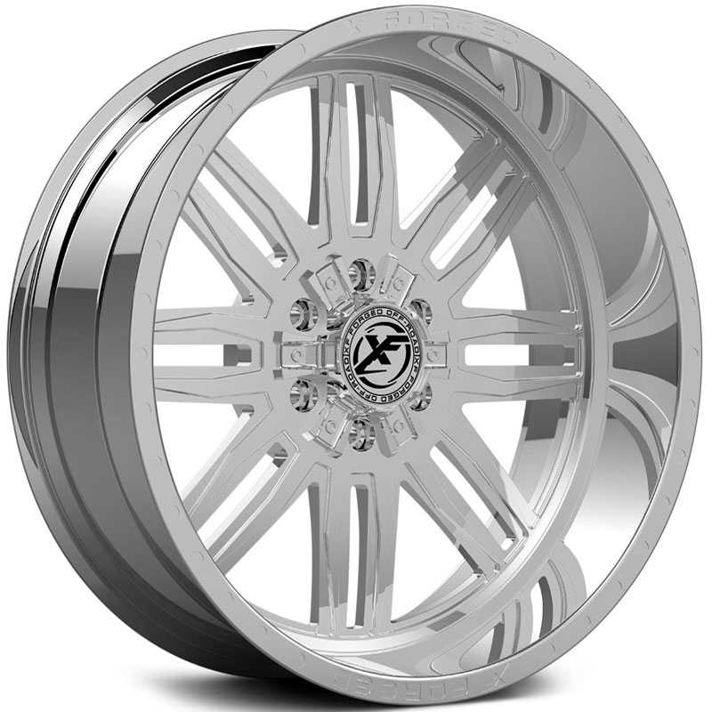 XF Offroad Forged XFX-303  Wheels Chrome